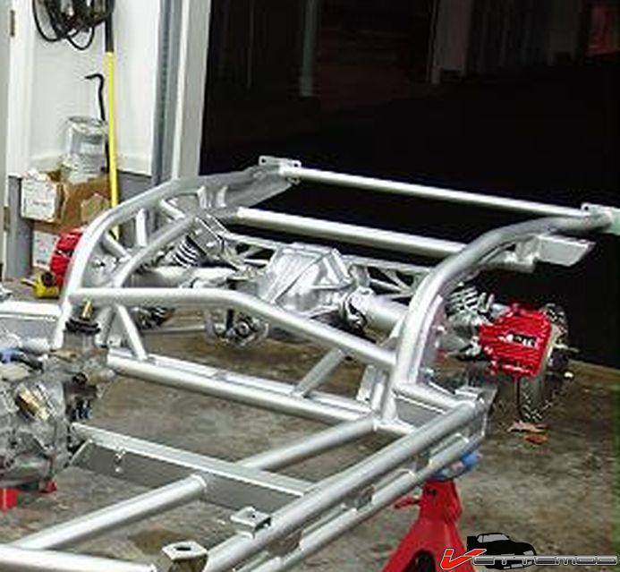 C4 Corvette Bellhousing Removal: Thread Tri5 C4 Corvette Suspension Conversions For Sale