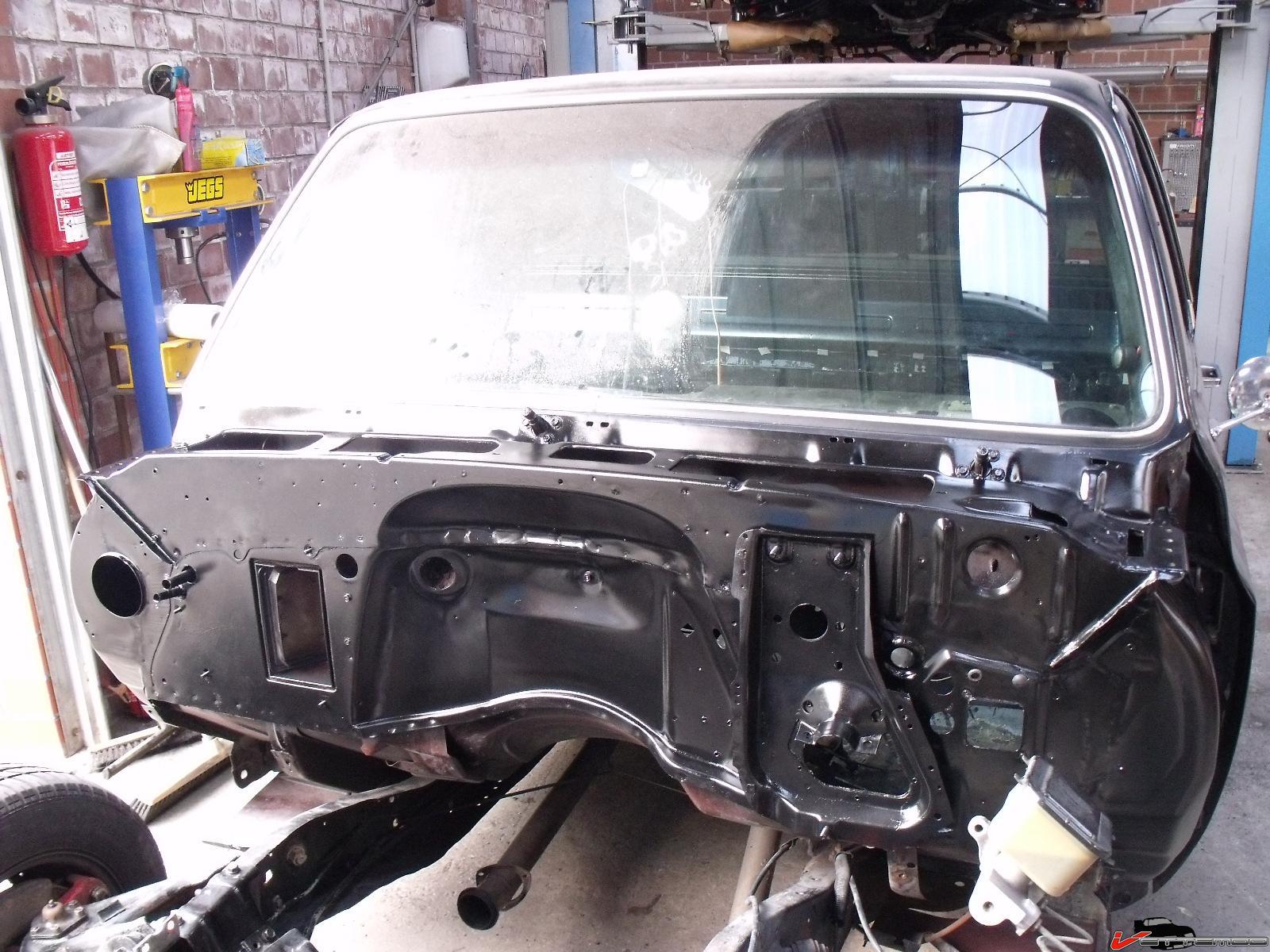 250584783bc276 C Wiring Harness Install After on fog light, fuel pump, best street rod, hot rod, classic truck, aftermarket radio,